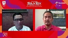 Rama Notowidigdo & Helmy Yahya - Business 4.0 in Pandemic Effect | Talkshow | Telkomsel Silver Stream Fest 2020