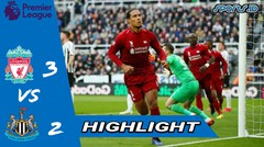 Newcastle United vs Liverpool 2-3 | Highlight & Goals (05/05/2019)