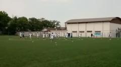 Persiapan Persib Sebelum Bertemu Bornep FC