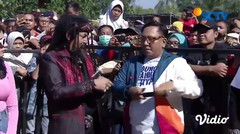 Aksi Master Limbad Membengkkokan Sendok, Berhasil Membuat Terkejut Penonton Karnaval SCTV