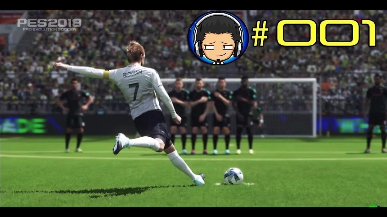 001 # Tutorial PES 2018 Skills and Triks PS 3 & 4