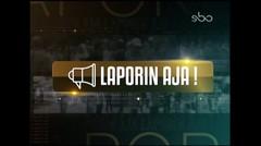 POLEMIK BILIK DISINFEKTAN - LAPORIN AJA SBO TV