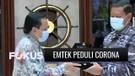 Emtek Peduli Corona Serahkan Bantuan APD dan Ventilator untuk Tenaga Kesehatan TNI AL | Fokus