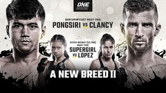 [Full Event] ONE Championship: A NEW BREED II