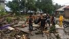Video Evakuasi Tim Basarnas Terhadap Korban Tsunami Banten & Lampung