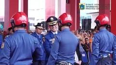 Gub Anies R. Baswedan di HUT Ke-99 DAMKAR - 1 Maret 2018