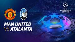 Full Match - Man United vs Atalanta   UEFA Champions League 2021/2022