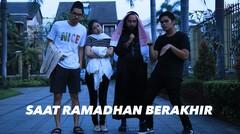 Saat Bulan Ramadhan Berakhir