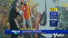 Pembunuhan Karyawan Pabrik Sosis. Mojokerto, Jawa Timur