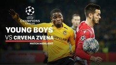 Full Highlight - Young Boys Vs Crvena Zvezda  | UEFA Champions League 2019/2020