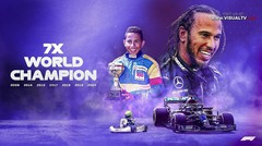 Menang GP Turki, Lewis Hamilton Juara Dunia F1 2020 7 kali Samai Rekor Schumacher