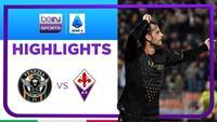 Match Highlights | Venezia 1 vs 0 Fiorentina | Serie A 2021/2022