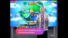 GURUku SBOTV KELAS 1 Tema : KELUARGAKU  -  10 November 2020