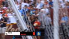 Kartu Merah Aneh! Handball Nacho vs Arsenal Yang Tidak Sengaja Harusnya Cuma Kartu Kuning