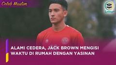 Bintang Timnas U-19 Jack Brown Mengisi Waktu di Rumah dengan Yasinan