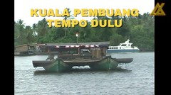 Melihat Kuala Pembuang-Seruyan Tempo Dulu, sebelum ada Jembatan Sukarno