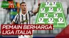 Starting XI Pemain Paling Berharga Liga Italia, Dominasi Pemain Inter Milan dan Juventus
