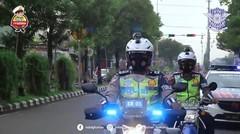 Waspada!! Pelanggaran akan Terekam Polisi Berbekal Kamera Portable