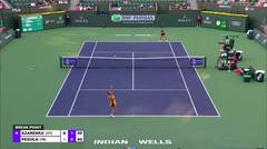 Match Highlights | Victoria Azarenka 2 vs 0 Jessica Pegula | BNP Paribas Open 2021