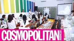 [Cosmo Club] Photography Workshop for Social Media with Cosmo and L'Occitane