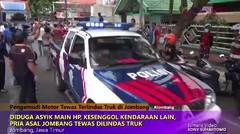 Evakuasi Kecelakaan di Mojongapit, Jombang