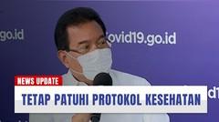 Protokol Kesehatan Tetap Harus Dipatuhi Meski Vaksin Sudah Resmi Edar