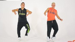 Zumba Fitness - Becky G, Bad Bunny - Mayores - Menari Untuk Turunkan Berat Badan - Zumba Dance Aerobic Workout