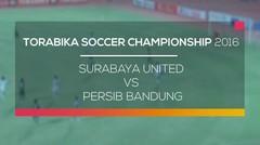 Torabika Soccer Championship 2016 - Surabaya United VS Persib Bandung