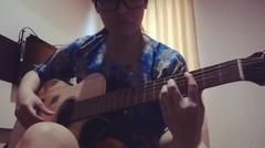 City Of Stars (Silvi Aw Guitar Cover)