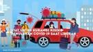 Cara untuk Kurangi Risiko Penularan Covid-19 saat Liburan