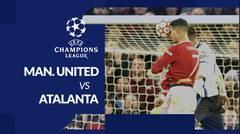 MOTION GRAFIS Liga Champions: Manchester United Menang Dramatis atas Atalanta, Cristiano Ronaldo Jadi Penentu