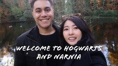 HOGWARTS AND NARNIA - England Diaries Ep. 8 - Cindy Thefannie