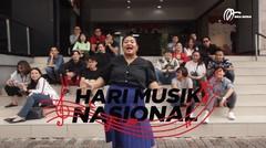 Penyiar MRA Radio MRAngkum Musik Indonesia di Hari Musik Nasional 2020!