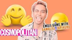 Tantangan -Emoji Game- untuk Gamal, Gemas!