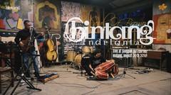 """Bintang Indrianto """"KENDANG KRIBOW"""" Feat Ronal Lisand at Singgah Jazzcorner Malang"""
