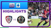 Match Highlights | Cagliari 1 vs 1 Venezia | Serie A 2021/2022