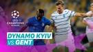 Mini Match - Dynamo Kyiv vs Gent I UEFA Champions League 2020/2021