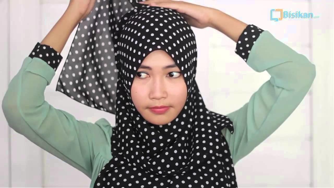 Streaming Tutorial Hijab Pashmina Simple Vidio