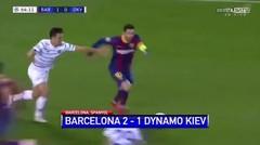 Messi Kembali Cetak Gol dari Titik Putih