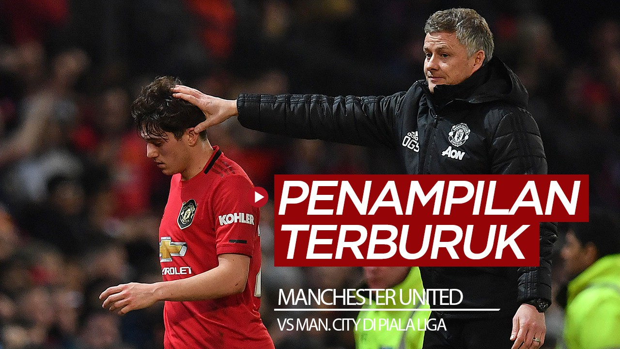 Penampilan Terburuk Manchester United Musim Ini