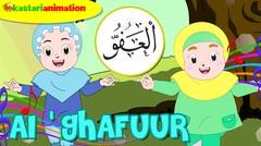 AL GHAFUUR |  Lagu Asmaul Husna Seri 4 Bersama Diva | Kastari Animation