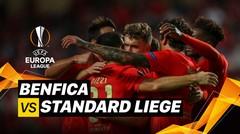 Mini Match - Benfica vs Standard Liege I UEFA Europa League 2020/2021