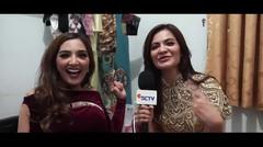 Backstage Interview Cut Tari dengan Ashanty