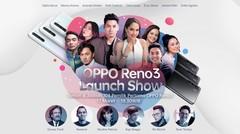 OPPO Reno3 Launch Show | Tonton & MENANGKAN 108 unit Reno3