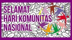 PPKS Indonesia - Selamat Hari Komunitas Nasional 2015