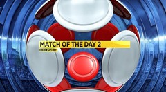 BBC Match of the Day 2 – Week 37 | Part 1