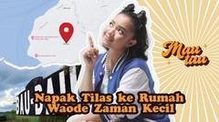 #MauTau Waode Ngaku Baper Nyanyiin 'Cinta Tanpa Tapi'