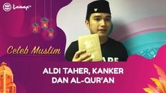 Masya Allah, Lantunan Ayat Suci Al-Quran Jadi Penyembuh Aldi Taher dari Kanker