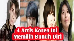 Tragis !! 4 Artis Korea ini Memilih Bunuh Diri untuk Keluar dari Masalahnya