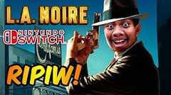 L.A. NOIRE Nintendo Switch REVIEW Bahasa Indonesia